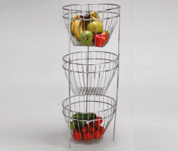 Fruit Veg. Basket-Stand
