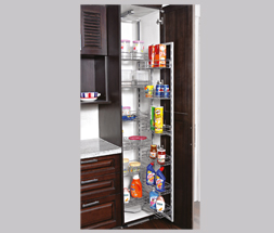 Pantry Unit s12 Basket