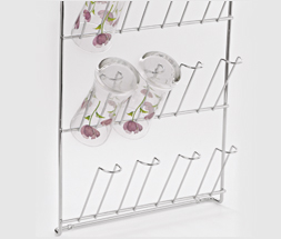 Wall Mounting Glass Holder